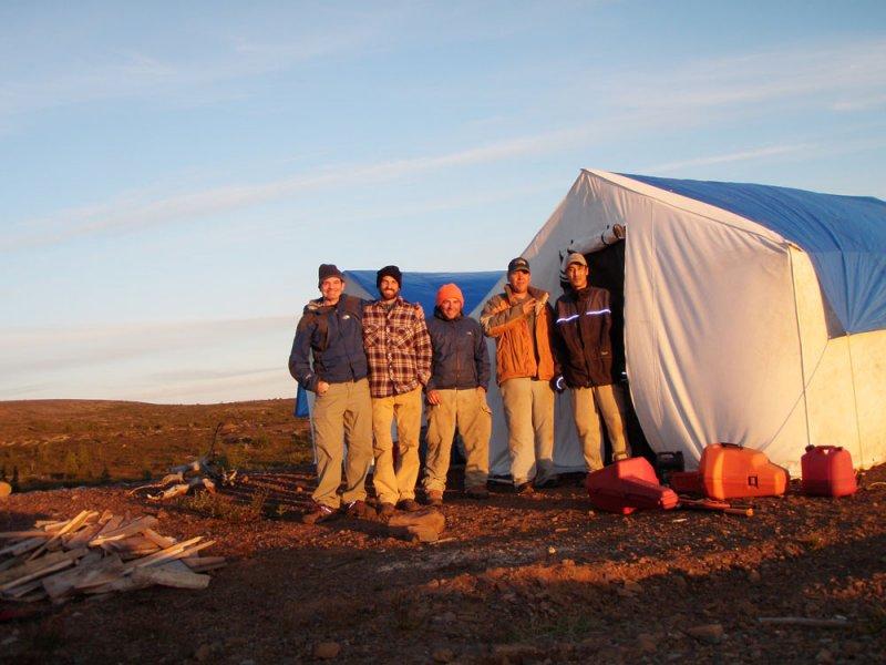 Campement autonome