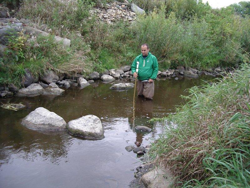 Caractérisation des cours d'eau